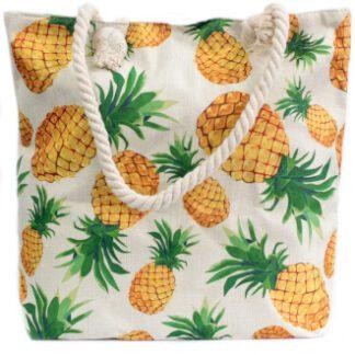 Strandtasker i smukke klare farver