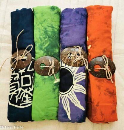 Bali saronger sol symboler