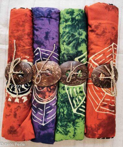 Bali saronger yin & yang symboler