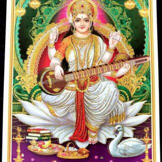Saraswati plakater